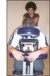 Mobile Seated Massage