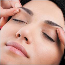 Latina benefits of facial massage